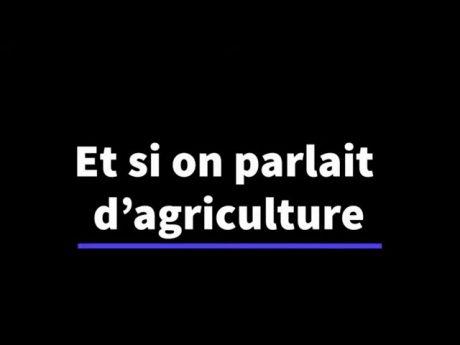 Raconte moi l'agriculture présentation