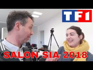 Interview de tf1 et sia2018