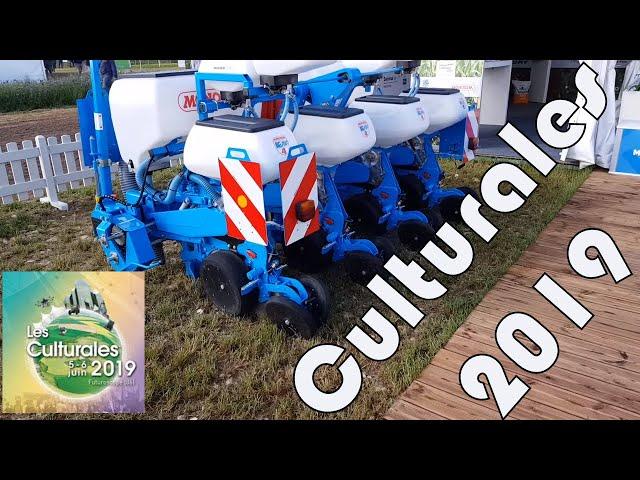 Visite des culturales 2019