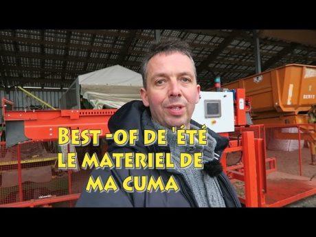 Best of visite de ma cuma : le materiel