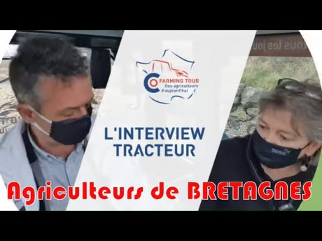 Agriculteur de bretagne 🐷 : itw tracteur dominique 🚜