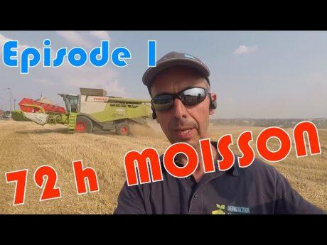Pressage, irrigation, graissage : 72 h moisson épisode 1