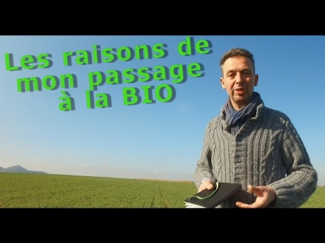 Raisons de ma conversion en bio