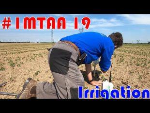 Controle de l'irrigation #imtaa 19