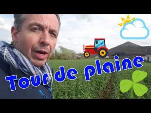 Tour de plaine avril 2018