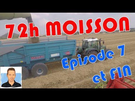 Final : battage blé : 72h moisson épisode 7