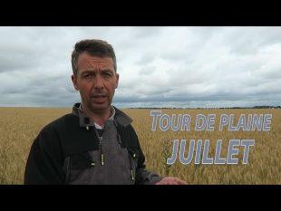 Tour de plaine juillet.
