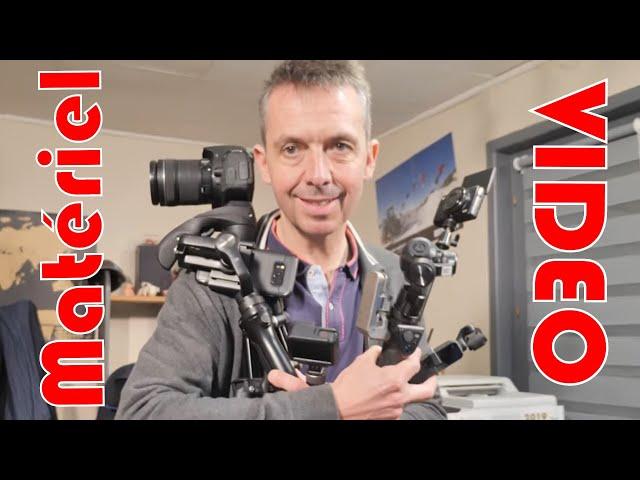 👉 mon matériel vidéo 🎦 mes préférences !!
