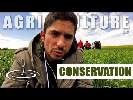L'agriculture de conservation – 2017