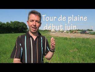 Tour de plaine début juin