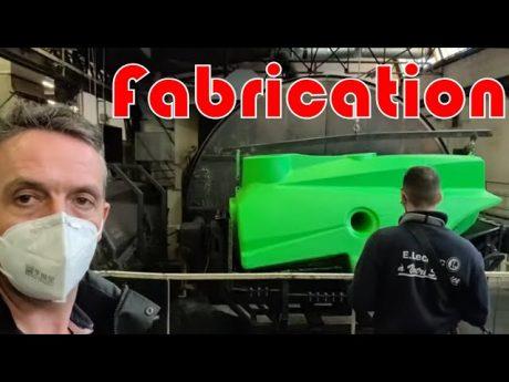 Fabrication d'un pulvérisateur 🏭visite de l'usine tecnoma supray à epernay