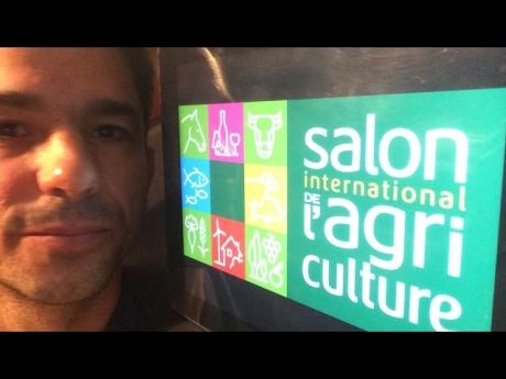 Départ pour paris, les salons de l'agriculture – sima – sia – 2017