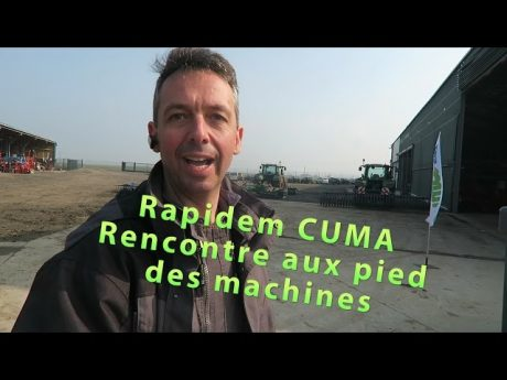 Machines agricoles, comment choisir en cuma.
