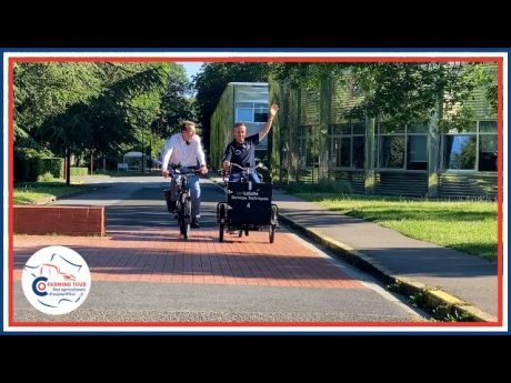 Interview tracteur … euuuh vélo – philippe choquet – directeur unilasalle