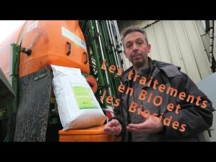 Les biocides moyen naturel de lutte fongicide