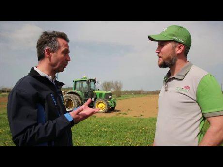 Améliorer son revenu en diversifiant son assolement : maïs sem'expert dry