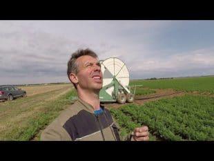Retour sur l'irrigation !!