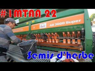 Semis d'herbe #imtaa 22