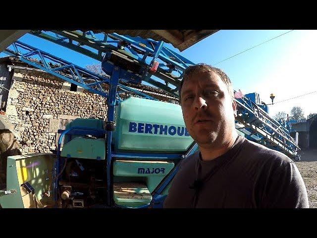 Suite du 1er herbicide sur le blé