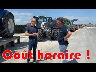 Louer un tracteur pour un coût horaire, est ce possible ?