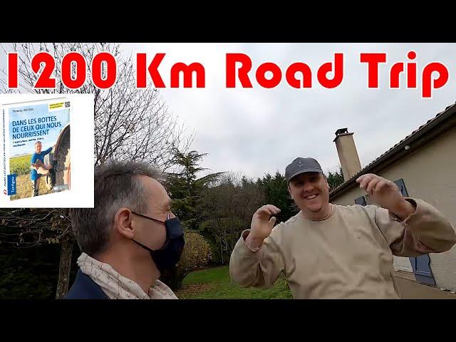 Road trip 🚘pour les dédicaces de #danslesbottes 📖