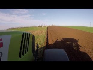 Desherber mécaniquement et préparer les futurs semis – labour d'hiver