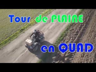 Tour de quad en plaine mars 2019