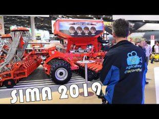 Visite au sima 2019 vidéo 2 : innovation et technologie 🚜