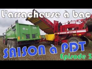 Arracheuse à bac saison à pdt : episode 3