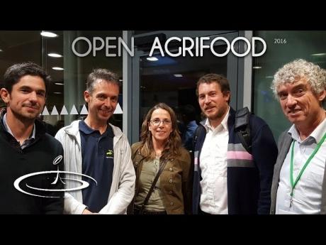 Ma journée sur le forum open agrifood – 2016