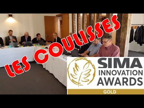 Sima innovation awards 2019 les coulisses.