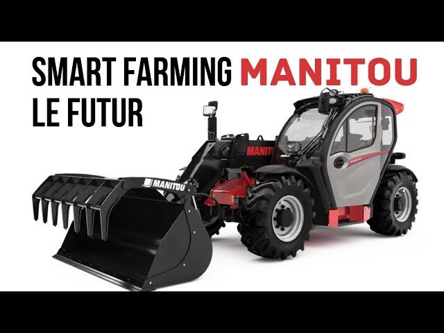 Sima2019 #2 smart farming chez manitou