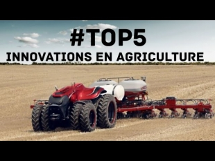 Top #5 innovations incroyable en agriculture