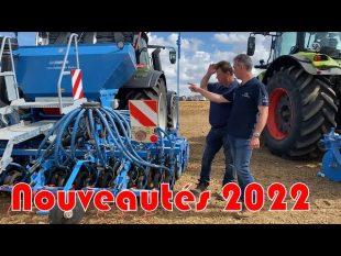 Nouveautés🚜 2022 sur innovagri, et rencontre du ministre de l'agriculture !