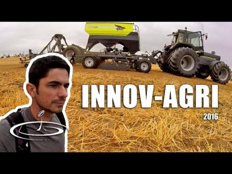 Innov agri, des tracteurs, des machines et plus encore – 2016