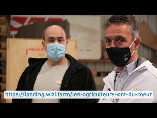 Les agriculteurs ont du cœur ❤️ – nous sommes tous solidaires !