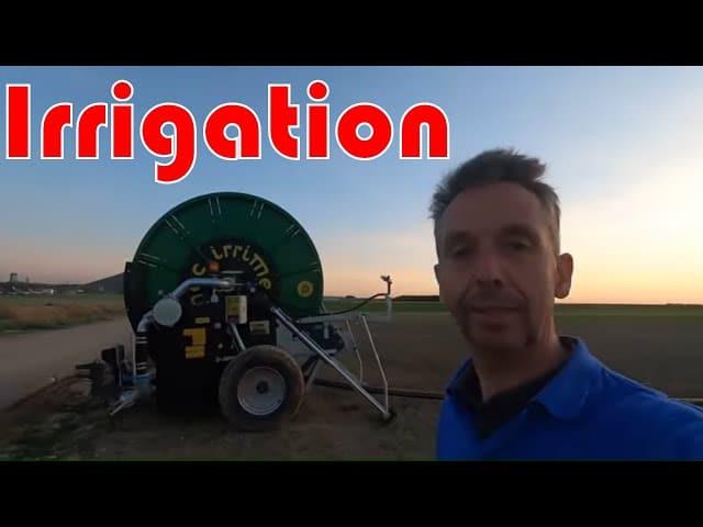 Semaine irrigation 💦