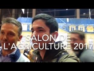 Le salon de l'agriculture, avec thierry et gilles – sia 2017