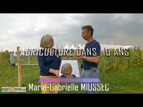 L'élevage dans 10 ans : miossec mg «l'agriculture dans 10 ans»