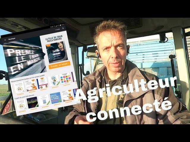 Agriculteur connecté