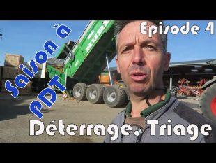 Déterrage et triage, saison à pdt : episode 4