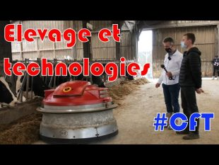 Elevage et binage hight tech 🌞 [tour de france] #cft 🚜 jour 5