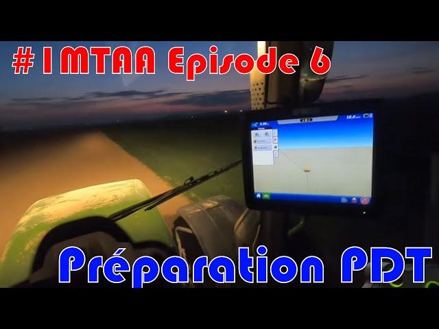 Fraisage pomme de terre #imtaa episode 5