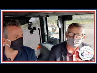 Interview tracteur – jean françois caron – maire de loos en gohelle