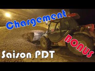 Chargement des pommes de terre : saison pdt bonus