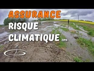 Assurance pour se couvrir des aléas climatique – 2016