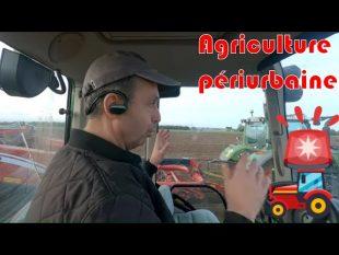 ⛔par où je passe ? agriculture périurbaine pas toujours facile à vivre😡 …