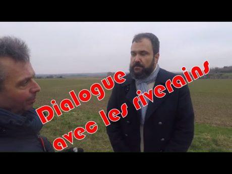 Dialogue avec les riverains de la plaine de versaille : alexandre