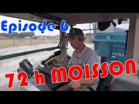 Livraison, moisson de mes blés : 72h moisson épisode 6