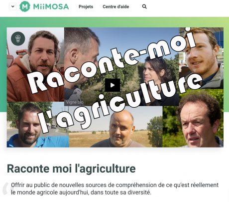Racontemoi l'agriculture